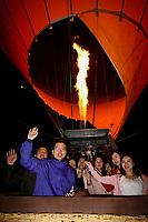 May 22 2019 Hot Air Balloon Gold Coast and Brisbane