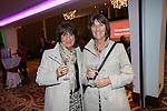 Mecure Holland House<br /> Calon Suite <br /> L-R: Pat Williams &amp; Christine Hayes.<br /> 10.10.13<br /> <br /> &copy;Steve Pope-FOTOWALES
