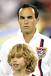 7 February 2007: US forward Landon Donovan. The United States National Team defeated Mexico 2-0 at University of Phoenix Stadium in Glendale, Arizona in an International Friendly soccer match.