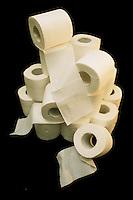 Carta igienica.Toilet paper....
