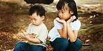 Kids Family Maternity Outdoors Album @ botanical gardens