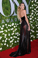 www.acepixs.com<br /> June 11, 2017  New York City<br /> <br /> Candace Swanepoel attending the 71st Annual Tony Awards arrivals on June 11, 2017 in New York City.<br /> <br /> Credit: Kristin Callahan/ACE Pictures<br /> <br /> <br /> Tel: 646 769 0430<br /> Email: info@acepixs.com