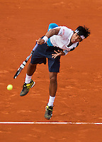 29-05-13, Tennis, France, Paris, Roland Garros, Somdev Devvarman