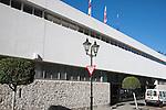 Gibraltar, British terroritory in southern Spain