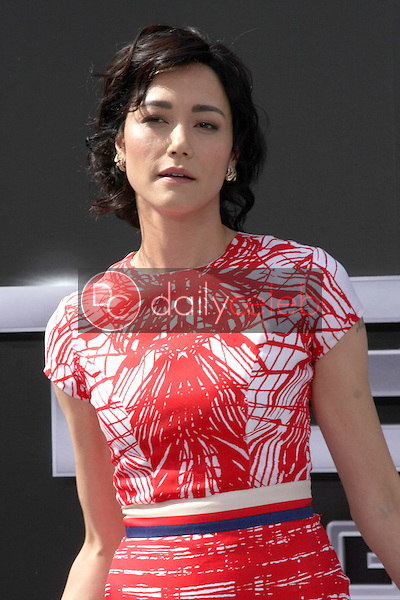 "Sandrine Holt <br /> at the ""Terminator Genisys"" Los Angeles Premiere, Dolby Theater, Hollywood, CA 06-28-15<br /> David Edwards/DailyCeleb.com 818-249-4998"