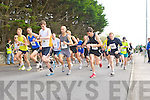 Runners hit the tarmac at start of the Milltown 10km race on Sunday..