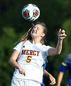 Birmingham Marian at Farmington Hills Mercy, Girls Varsity Soccer, 4/25/17