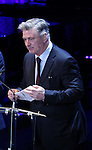 """Alec Baldwin during the Roundabout Theatre Company's 2017 Spring Gala """"Act ii: Setting the Stage for Roundabout's Future""""  presentation honoring Frank Langella and Leonard Tow at the Waldorf Astoria Hotel on February 27, 2017 in New York City."""