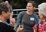 Carol Mooney-Hevesi seen attending the Newsday Family Reunion at the Pavillion at Sunken Meadow State Park in Kings Park, NY,  on Thursday August 12, 2010. Photo © Jim Peppler 2010.