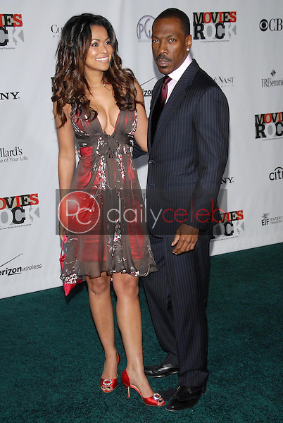 Tracey Edmonds and Eddie Murphy<br />at 'Movies Rock' A Celebration Of Music In Film, Kodak Theatre, Hollywood, CA. 12-02-07<br />Dave Edwards/DailyCeleb.com 818-249-4998