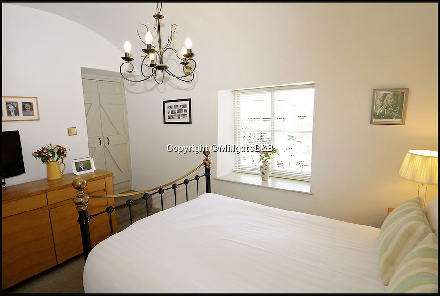 BNPS.co.uk (01202 558833)<br /> Pic: MillgateB&B/BNPS<br /> <br /> Budding B & B owners will want to get their hands on this property - a ready-made business that has already been ranked the world's best bed and breakfast.<br /> <br /> Sue and Andrew Burrell turned their family home into an award-winning B & B in less than five years, but the couple now want to retire on a high and are looking to pass the torch on.<br /> <br /> The beautiful Grade II listed Millgate, in Masham, North Yorks, is on the market with Buchanan Mitchell for £499,000.