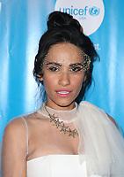 LOS ANGELES, CA - OCTOBER 27: Tiffany Smith, at UNICEF Next Generation Masquerade Ball Los Angeles 2017 At Clifton's Republic in Los Angeles, California on October 27, 2017. Credit: Faye Sadou/MediaPunch /NortePhoto.com