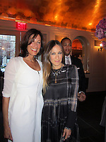 Sarah Jessica Parker and Lisa Plepler attend the ArtsConnection's 35th Anniversary Gala