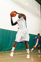 April 9, 2011 - Hampton, VA. USA;  Braxton Ogbueze coaches during the 2011 Elite Youth Basketball League at the Boo Williams Sports Complex. Photo/Andrew Shurtleff