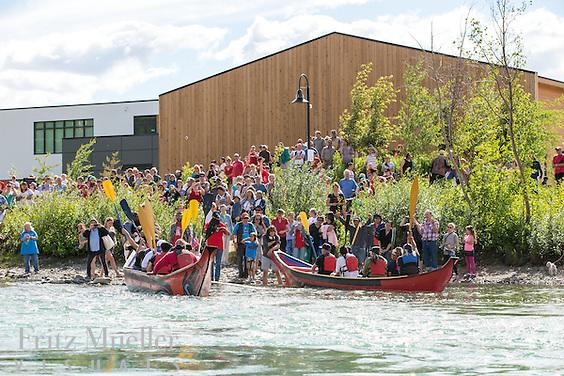 Adaka Cultural Festival, Whitehorse, Yukon, Canada, 2014
