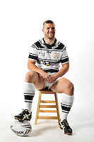 PICTURE BY VAUGHN RIDLEY/SWPIX.COM - Rugby League - ISC 2012 Super League Team Kit Shoot - 18/08/11- Hull FC's Kirk Yeaman.
