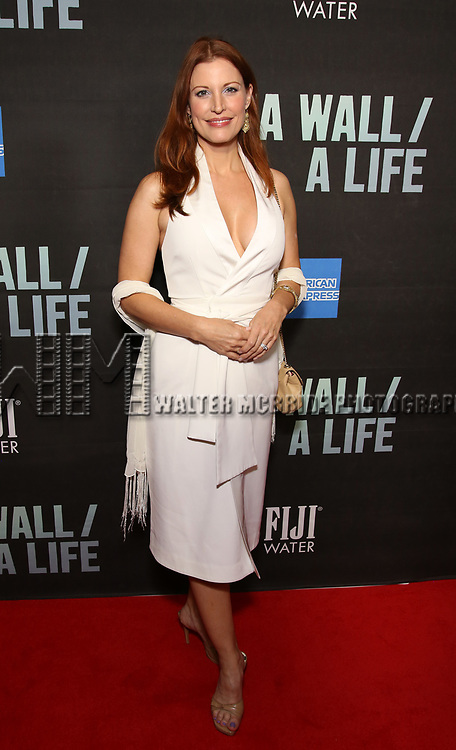 "Rachel York attends the Broadway Opening Night performance of ""Sea Wall / A Life"" at the Hudson Theatre on August 08, 2019 in New York City."