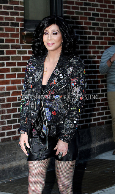 WWW.ACEPIXS.COM<br /> <br /> September 24 2013, New York City<br /> <br /> Singer Cher made an appearance at the Late Show with David Letterman on September 24 2013 in New York City<br /> <br /> By Line: Nancy Rivera/ACE Pictures<br /> <br /> <br /> ACE Pictures, Inc.<br /> tel: 646 769 0430<br /> Email: info@acepixs.com<br /> www.acepixs.com