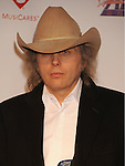 LOS ANGELES, CA. - January 29: Dwight Yoakam arrives at the 2010 MusiCares Person Of The Year Tribute To Neil Young at the Los Angeles Convention Center on January 29, 2010 in Los Angeles, California.