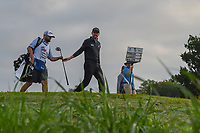 Jimmy Walker (USA) heads down 11 during day 1 of the Valero Texas Open, at the TPC San Antonio Oaks Course, San Antonio, Texas, USA. 1/5/2014.<br /> Picture: Golffile | Ken Murray<br /> <br /> <br /> All photo usage must carry mandatory copyright credit (© Golffile | Ken Murray)