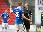 St Johnstone v Hibs&hellip;12.08.18&hellip;  McDiarmid Park    SPFL<br />