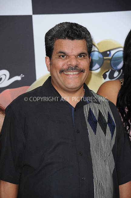WWW.ACEPIXS.COM<br /> July 9, 2013...New York City <br /> <br /> Luis Guzman attending the DreamWorks Animation, in Association with 20th Century Fox Premiere of TURBO<br /> at AMC Loews Lincoln Square, New York, NY on July 9, 2013.<br /> <br /> Please byline: Kristin Callahan... ACE<br /> Ace Pictures, Inc: ..tel: (212) 243 8787 or (646) 769 0430..e-mail: info@acepixs.com..web: http://www.acepixs.com