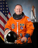Houston, TX - (FILE) -- Portrait taken on August 12, 2009 of Astronaut Barry E. Wilmore, pilot, STS-129, scheduled for launch on Monday, November 16, 2009 at 2:28 p.m. EST..Credit: NASA via CNP