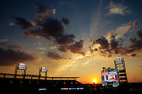 PHILADELPHIA, PA - JULY 20: of the Miami Marlins in the inning during a game against the Philadelphia Phillies at Citizens Bank Park on July 20, 2016 in Philadelphia, Pennsylvania. (Photo by Hunter Martin/Getty Images) *** Local Caption ***