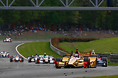 2017 Verizon IndyCar Series<br /> Honda Indy Grand Prix of Alabama<br /> Barber Motorsports Park, Birmingham, AL USA<br /> Sunday 23 April 2017<br /> Ryan Hunter-Reay, Andretti Autosport Honda<br /> World Copyright: Phillip Abbott<br /> LAT Images<br /> ref: Digital Image abbott_barber_0417_7037