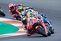 MotoGP race of Valencia 2019 at  Ricardo Tormo circuit on November 17, 2019.<br /> MARC MARQUEZ