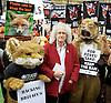 Fox Hunting Ban Demo 14th July 2015