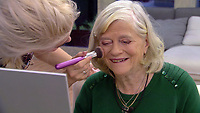 Ashley James, Ann Widdecombe<br /> Celebrity Big Brother 2018 - Day 8<br /> *Editorial Use Only*<br /> CAP/KFS<br /> Image supplied by Capital Pictures