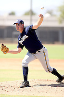 Del Howell - Milwaukee Brewers - 2010 Instructional League.Photo by:  Bill Mitchell/Four Seam Images..