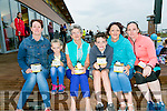 Celebration of Light - In association with the Rose of Tralee International Festival, Recovery Haven Kerry held a Celebration of Light, releasing lanterns on the water at the Tralee Bay Wetlands on Tuesday Pictured were L-R  Liz O,Leary, Edel O'Leary, Teresa Smullen, Daithi Smullen, Brenda O'Regan and Mary Smullen