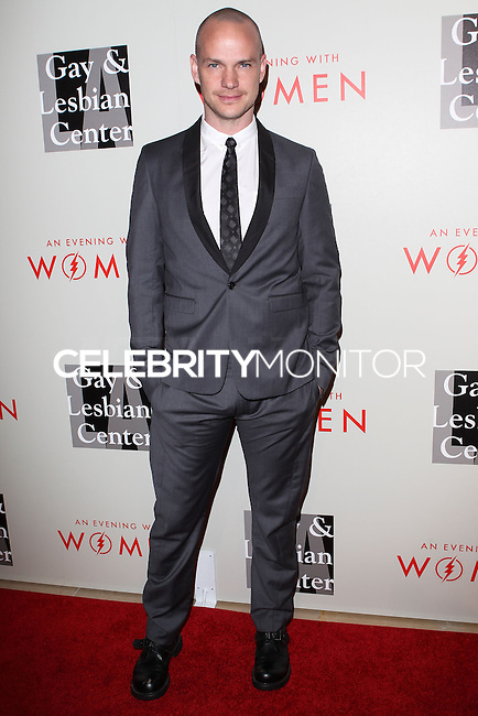 """BEVERLY HILLS, CA, USA - MAY 10: Peter Paige at the """"An Evening With Women"""" 2014 Benefiting L.A. Gay & Lesbian Center held at the Beverly Hilton Hotel on May 10, 2014 in Beverly Hills, California, United States. (Photo by Celebrity Monitor)"""