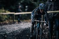 Katie Compton (USA/KFC Racing p/b Trek/Panache)<br /> <br /> Women's race<br /> Superprestige Gavere / Belgium 2017