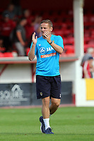 Notts County manager Neal Ardley after Ebbsfleet United vs Notts County, Vanarama National League Football at The Kuflink Stadium on 24th August 2019