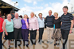 Kerry Fleadh Cheoil : Dancing on the platform at the outdoor music session during the Kerry Fleah Cheoil in Ballybunion on sunday last were Noreen 7 John O'Connell, Joan Keating, Kate Flaherty, Bridget & Maurice O'Donnell,Peggy Williams & Jim Riordan.