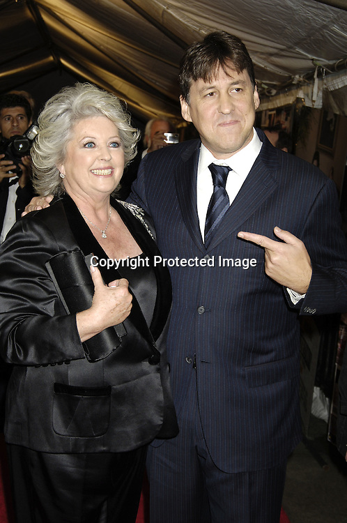 "Paula Dean and Cameron Crowe ..at The New York Premiere of ""Elizabethtown""  on October 10, 2005 at The Loews LIncoln Square. ..Photo by Robin Platzer, Twin Images"