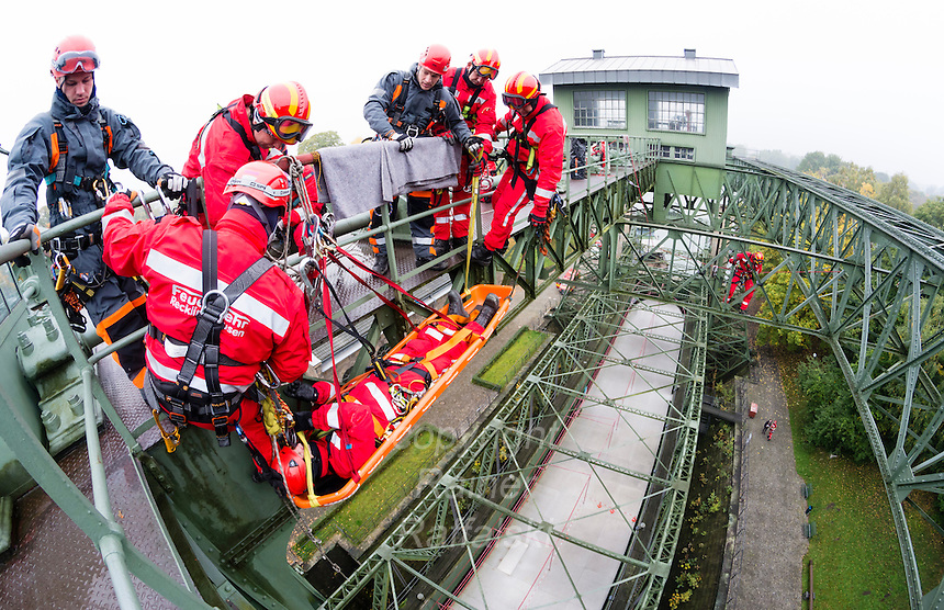 Höhenrettung - High Angle Rescue