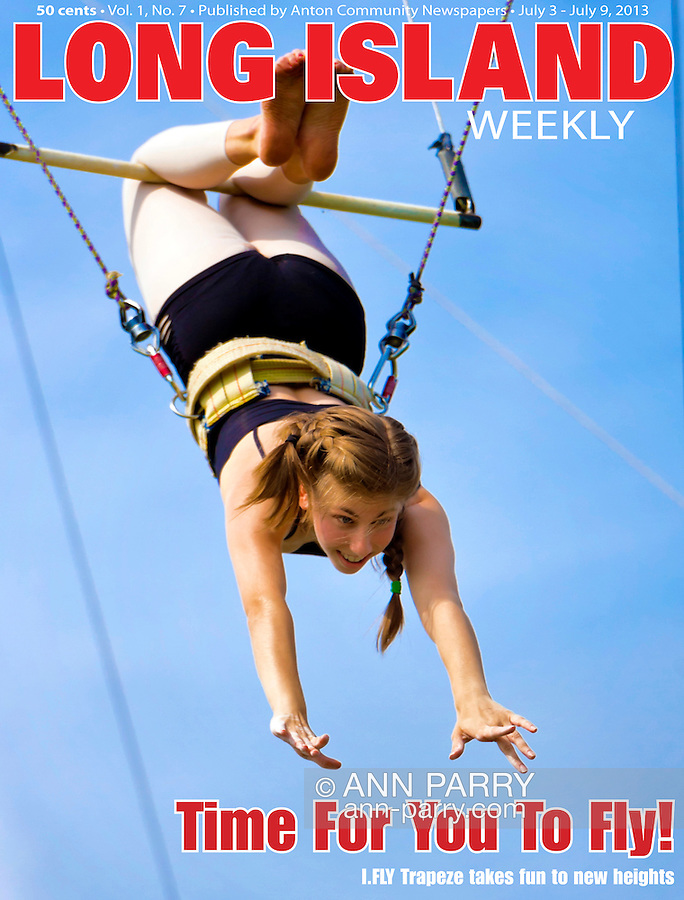 Cover Page Photo by Ann Parry; Long Island Weekly published by Anton News
