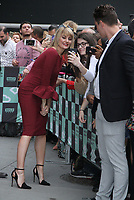 NEW YORK, NY - OCTOBER 8: Madchen Amick at Build Series promoting the new season of the CW's Riverdale at Build Series in New York City on October 08, 2018. <br /> CAP/MPI/RW<br /> &copy;RW/MPI/Capital Pictures
