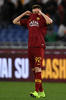 Stephan El Shaarawy of AS Roma celebrates after scoring the goal of 1-0 <br /> Roma 11-3-2019 Stadio Olimpico Football Serie A 2018/2019 AS Roma - Empoli<br /> Foto Andrea Staccioli / Insidefoto