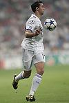 MADRID (15/(09/2010).- Champions League match Real Madrid vs Ajax Amsterdam. Alvaro Arbeloa...Photo: Cesar Cebolla / ALFAQUI