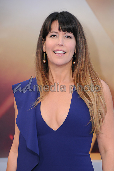 "25 May 2017 - Hollywood, California - Patty Jenkins. World  Premiere of Warner Bros. Pictures'  ""Wonder Woman"" held at The Pantages Theater in Hollywood. Photo Credit: Birdie Thompson/AdMedia"