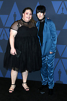 LOS ANGELES - OCT 27:  Chrissy Metz, Diane Warren at the 11th Annual Governors Awards at the Dolby Theater on October 27, 2019 in Los Angeles, CA