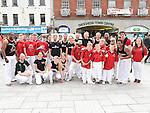 The Drogheda Samba Festival.  Photo:Colin Bell/pressphotos.ie