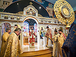 60th anniversary of the consecration of St. John the Baptist Serbian Orthodox Cathedral, San Francisco, Calif.<br /> <br /> Bishop Maxim
