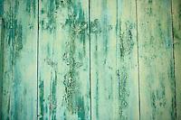 Urban textures - peeling paint on wood