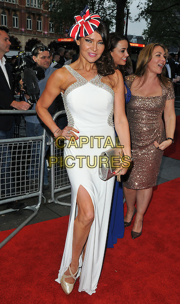 Elizabeth &quot;Lizzie&quot; Cundy at the &quot;Brexit: The Movie&quot; UK film premiere, Odeon Leicester Square cinema, Leicester Square, London, England, UK, on Wednesday 11 May 2016.<br /> CAP/CAN<br /> &copy;Can Nguyen/Capital Pictures